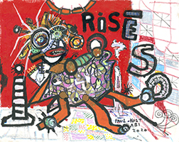 Paul Kostabi: Rise So
