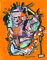 Paul Kostabi: Every Hour On The Hour
