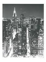 Christopher Bliss: Skyline at Night