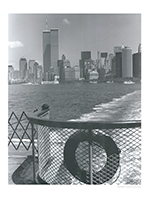 Christopher Bliss: Lower Manhattan from the Staten Island Ferry