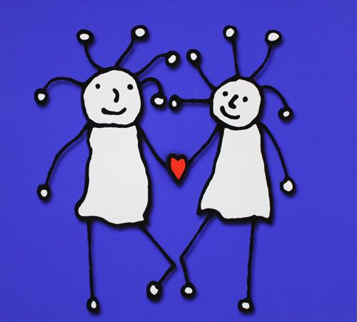 Paul Kostabi: Love SPRKL
