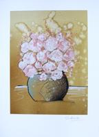 Wilhelm Schlote: Bouquet - rosé
