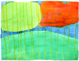 Willibrord Haas: Kulissenwolken