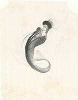 Odilon Redon: Meerjungfrau