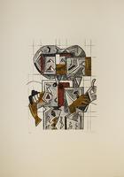 Ibrahim Kodra: Komposition