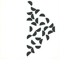 Paolo Scheggi: Geometrische Komposition