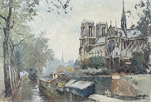 Constantin Kluge: Paris - Notre Dame