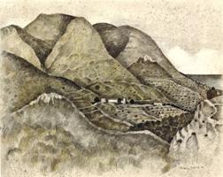 Herbert Breiter: Mani Landschaft