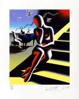 Mark Kostabi: Upwardly Mobile (Kreutzer Sonata)