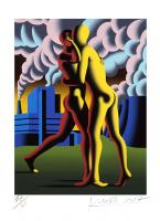 Mark Kostabi: The third secret