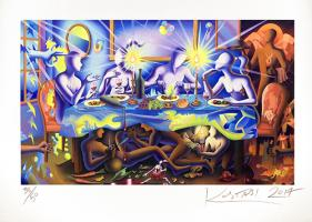 Mark Kostabi: A matter of taste