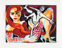 Elvira Bach: ohne Titel