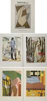 Alberto Magnelli: Peintures