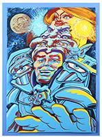 Michael Wittmann: Spacegod