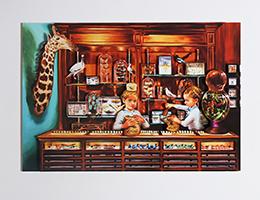 Sala Lieber: Sweet Shop