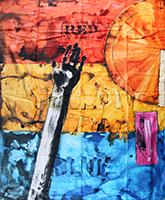 Jasper Johns: Ohne Titel