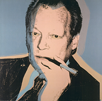 Andy Warhol: Willy Brand