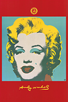 Andy Warhol: Marilyn