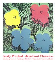 Andy Warhol: Ten-Foot Flower