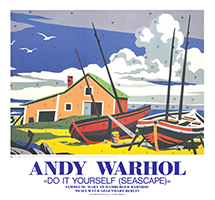 Andy Warhol: Do It Yourself (Seascape)