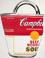 Andy Warhol: Campbell´s Soup Can