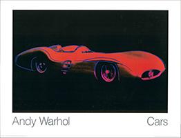 Andy Warhol: Mercedes-Benz Formel 1 - Rennwagen W 196