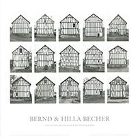 Bernd und Hilla Becher: Fachwerkhäuser