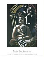 Max Beckmann: Die Loge
