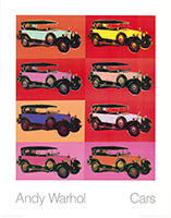 Andy Warhol: Mercedes Typ 400 Tourenwagen