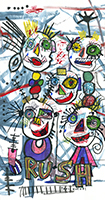 Paul Kostabi: Once Upon a Time