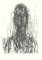 Max Uhlig: Großes Frauenbildnis