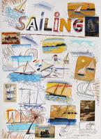 Wilhelm Schlote: Sailing