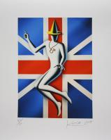 Mark Kostabi: Austin Powers