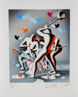 Mark Kostabi: Stream of consciousness