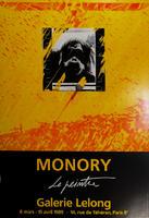Jacques Monory: Le peintre