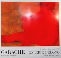 Claude Garache: Peintures récentes
