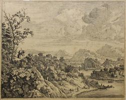 van Aken, Jan: Landschaft