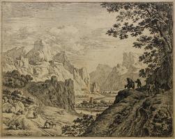 van Aken, Jan: Gebirge