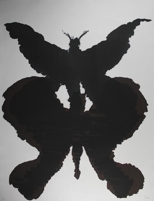 Amorales, Carlos: Mariposas Negras