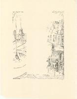 Max Slevogt: Illustration zu: J.W. von Goethe, Faust II