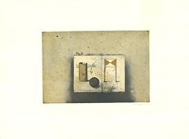Friedrich Meckseper: Tisch mit Kugel