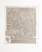 Horst Janssen: abgeschrieben für Ernst Jünger - aus Nigromontanus