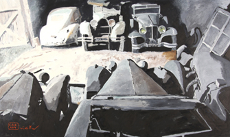 Korn, G.G.: Autoschuppen