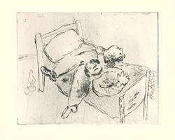 Marc Chagall: Die toten Seelen