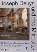 Joseph Beuys: Joseph Beuys und das Mittelalter
