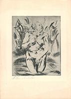 Paul Kleinschmidt: Weiblicher Akt
