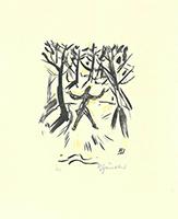 Richard Janthur: Im Wald
