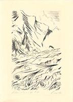 Paul Kleinschmidt: Landschaft