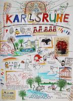 Wilhelm Schlote: Karlsruhe - Deluxe