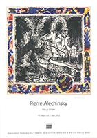 Pierre Alechinsky: Neue Bilder
